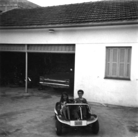 Buguinho AVL, de 1972. Foto Acervo Marazzi / Motostory