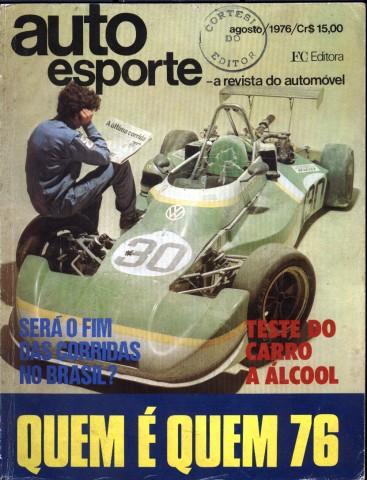 Meu primeiro trabalho na Auto Esporte, em 1976. Acabei virando modelo de capa. Foto Acervo Marazzi / Reprodução/ Motostory